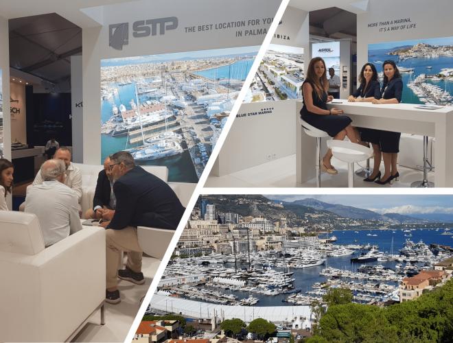 IMP Group Monaco Yacht Show Marina Ibiza