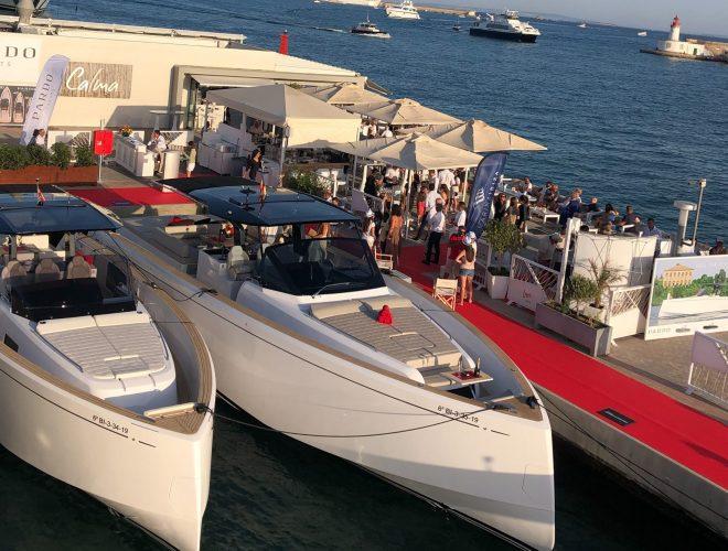 Global Yachting Pardo Yachts Humphree Marina Ibizia