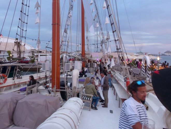 Sephora evento presentación Marina Ibiza