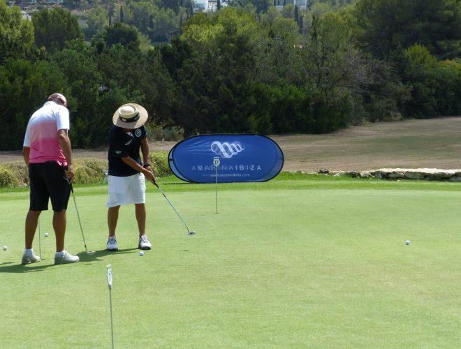 Torneo Fundación Ángel Nieto Golf Patrocinador Marina Ibiza