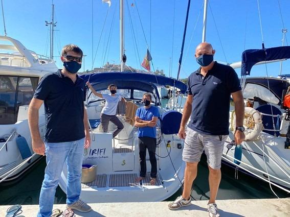ONG conversación protección cetáceos Tursiops Marina Ibiza